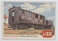 Steam Locomotive [GoodtoVG‑EX]