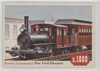 Forney Locomotive