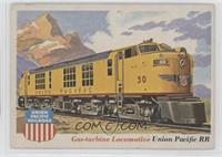 Gas-turbine Locomotive