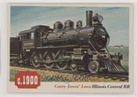 Casey Jones' Loco