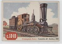Crampton Loco [GoodtoVG‑EX]