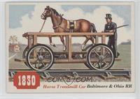 Horse Treadmill Car