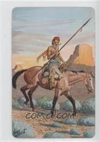 Ancient Navajo Warrior