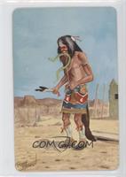 Hopi Snake Dancer