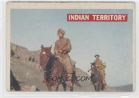 Indian Territory [Good to VG‑EX]