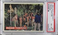 Indian Torture (Gray Stock Back) [PSA 6.5]