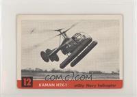 Kaman HTK-1 [NonePoortoFair]