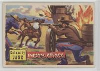 Calamity Jane - Indian Attack