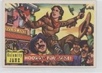 Calamity Jane - Hooray for Jane!