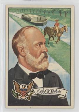 1956 Topps U.S. Presidents - [Base] #23 - James A. Garfield