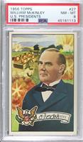 William McKinley [PSA8NM‑MT]