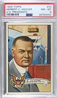 Herbert C. Hoover [PSA8NM‑MT]
