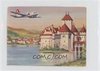 Swissair Convair