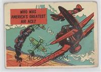 Who was America's Greatest Air Ace? [GoodtoVG‑EX]
