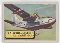 Fairchild C-123 [GoodtoVG‑EX]