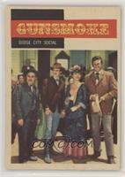 Gunsmoke - Dodge City Social