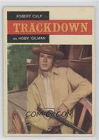 Trackdown - Robert Culp as Hoby Gilman [GoodtoVG‑EX]