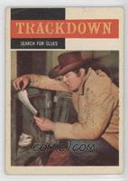 Trackdown - Search for Clues [Good to VG‑EX]