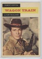 Wagon Train - Flint McCullough [Poor]