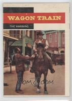 Wagon Train - The Warning