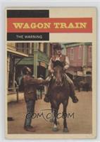 Wagon Train - The Warning [Good to VG‑EX]