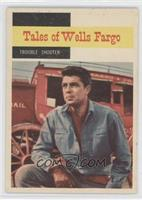 Tales of Wells Fargo - Trouble Shooter [GoodtoVG‑EX]