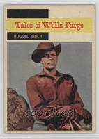 Tales of Wells Fargo - Rugged Rider [Poor to Fair]