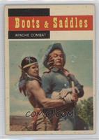 Boots & Saddles - Apache Combat [Poor]