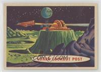 Lunar Lookout Post