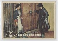 Zorro's Prisoner [PoortoFair]