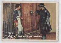 Zorro's Prisoner [GoodtoVG‑EX]