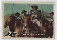 Sgt. Garcia's Lancers