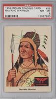 Navaho Warrior [PSA8]