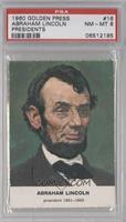 Abraham Lincoln [PSA8]