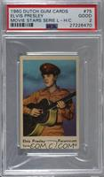 Elvis Presley [PSA 2 GOOD]