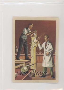 1960s Superchocolat Jacques - [Base] #635 - Thomas Edison [Good to VG‑EX]