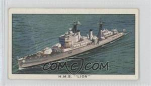 1962 Kellogg Ships of the British Navy - Food Issue [Base] #2 - [Missing] [Good to VG‑EX]