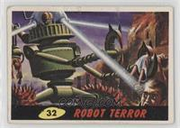 Robot Terror [Good to VG‑EX]