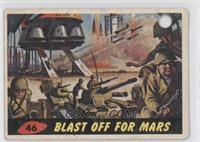 Blast Off for Mars [Poor]
