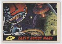 Earth Bombs Mars [Good to VG‑EX]