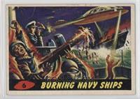 Burning Navy Ships [GoodtoVG‑EX]
