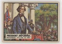 President Jefferson Davis [PoortoFair]