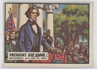 President Jefferson Davis [GoodtoVG‑EX]