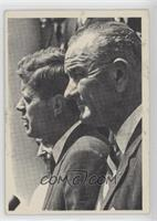 John F. Kennedy, Lyndon Johnson [GoodtoVG‑EX]