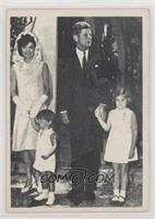 John F. Kennedy, Jackie Kennedy, Caroline Kennedy, John Kennedy Jr.