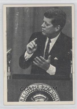 1964 Topps The Story of John F. Kennedy - [Base] #29 - John F. Kennedy