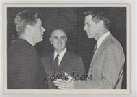 Robert Kennedy, John F. Kennedy