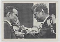 John F. Kennedy, Gordon Cooper