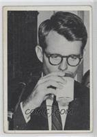 Robert F. Kennedy...Takes time out for refreshment [Good to VG‑…