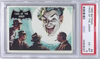 Face of the Joker [PSA6]